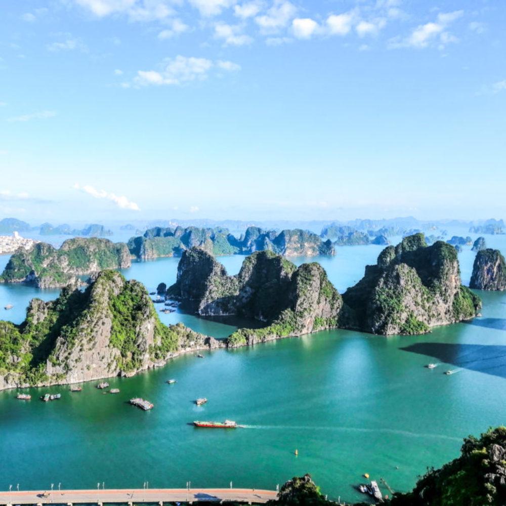 Vietnam Reisetipps – 14-tägige individuelle Rundreise