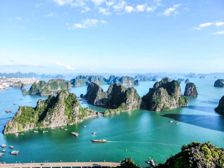 Halong Bay | Vietnam Rundreise: Reisebericht, Reisetipps, Routen, Highlights, Reiseblog