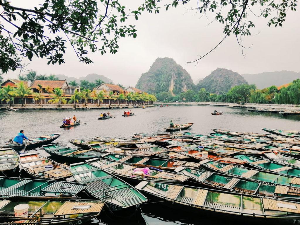 Tam Coc | Vietnam Rundreise: Reisebericht, Reisetipps, Routen, Highlights, Reiseblog