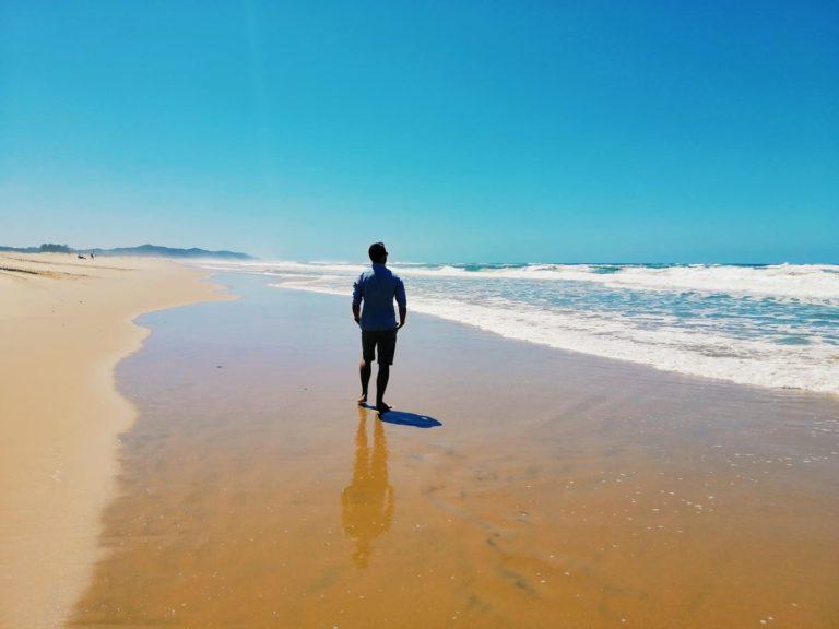 St.Lucia Strand | Südafrika Rundreise Reisetipps: Reiseberichte, Routen, Tipps