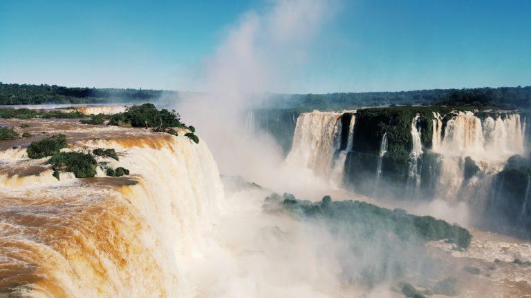 Iguazu Wasserfälle | Brasilien Reisebericht Rundreise, Highlights, Reisetipps