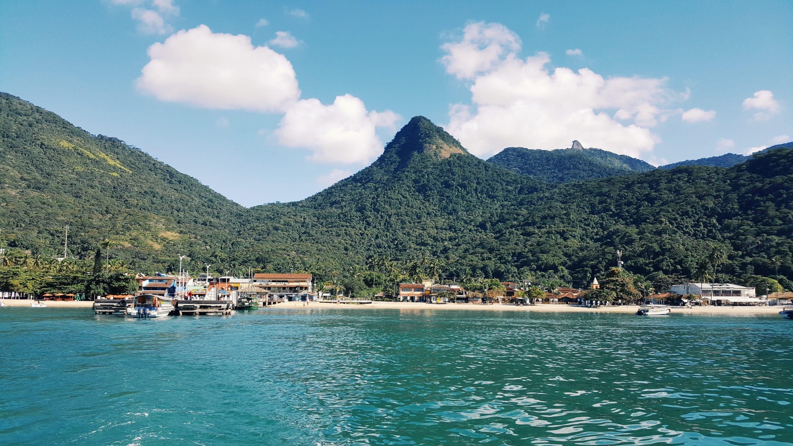 Ilha Grande Wasserfälle | Brasilien Reisebericht Rundreise, Highlights, Reisetipps
