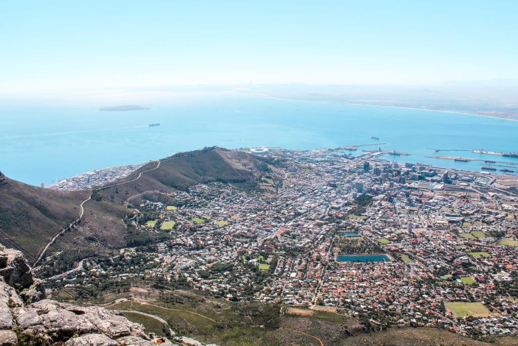 Tafelberg | Reiseblog: Reisetipps & Highlights Südafrika Kapstadt
