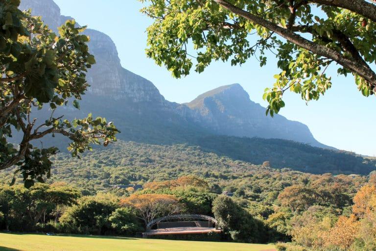 Botanischer Garten Kirstenbosch | Reiseblog: Reisetipps & Highlights Südafrika Kapstadt