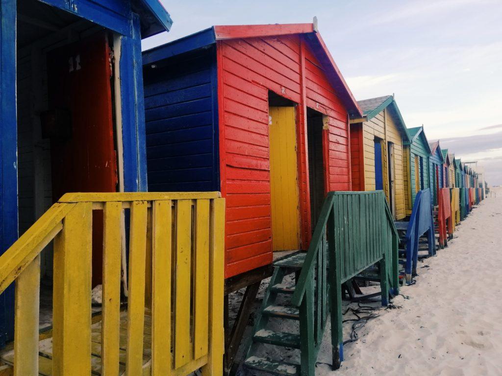 Muizenberg Beach | Reiseblog: Highlights und Reisetipps Kapstadt Südafrika