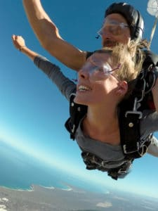 Skydiving   Reiseblog: Reisetipps & Highlights Südafrika Kapstadt