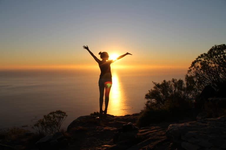 Lions Head Sonnenuntergang | Reiseblog: Reisetipps & Highlights Südafrika Kapstadt