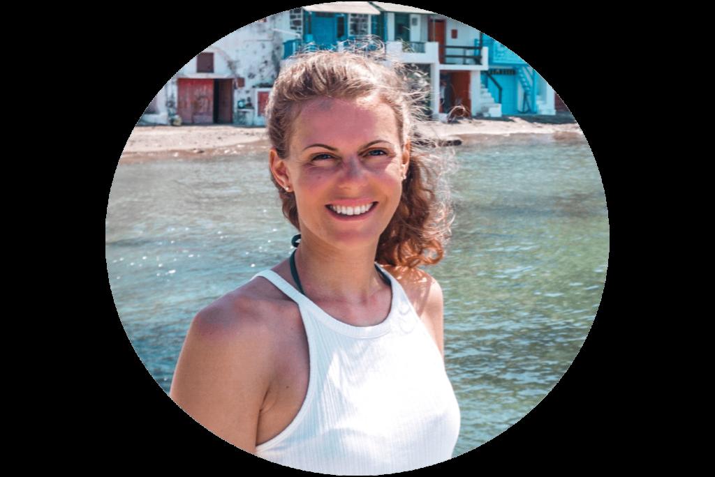 Autorin Nadja von mybackpacktrip | Reiseblog, Reisetipps, Routen, Inspiration