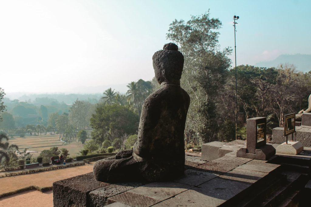 Borobudur Tempel Java   Java Rundreise Indonesien: Reisebericht, Reisetipps, Routen, Highlights