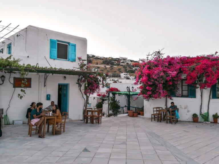 Lefkes Paros | Griechenland Inselhüpfen Kylkaden: Reisebericht, Reisetipps, Routen, Highlights, Reiseblog