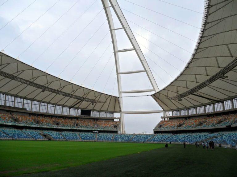 Moses Mabhida Stadium Durban   Südafrika Rundreise: Reisebericht, Reisetipps, Routen, Highlights, Reiseblog