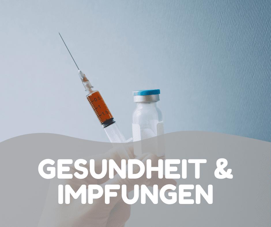 Gesundheit und Impfungen auf Reisen | mybackpacktrip Reiseblog: Reisebericht, Reisetipps, Routen, Highlights, Reiseblog