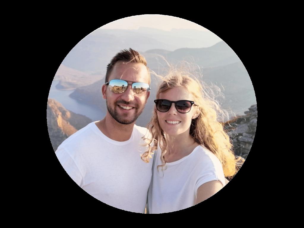 Nadja und Denis von mybackpacktrip | Reiseblog, Reisetipps, Routen, Inspiration