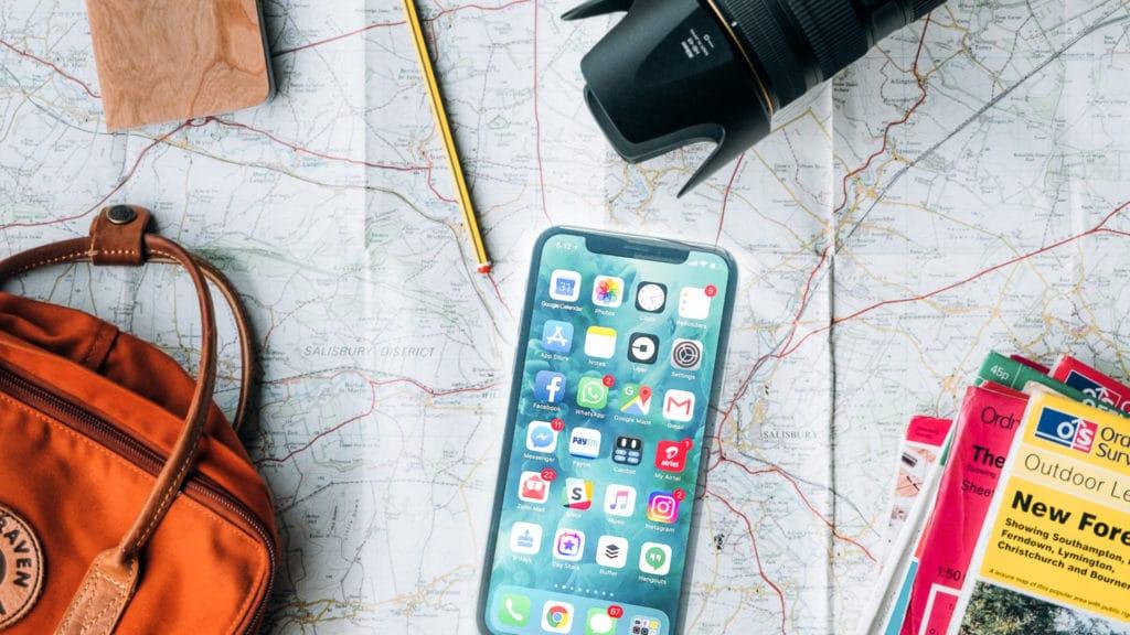 Nützliche Apps für unterwegs