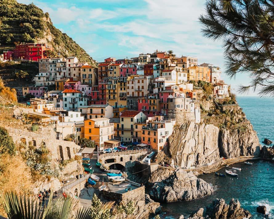 Manarola_Cinque_Terre_Italien