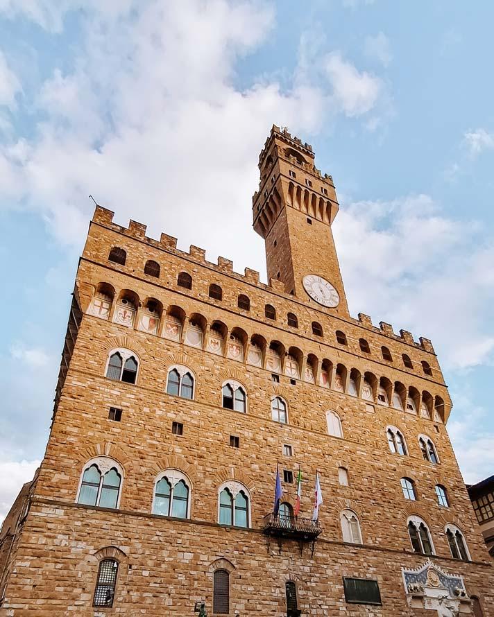 Rathaus_Florenz_Sehenswürdigkeit