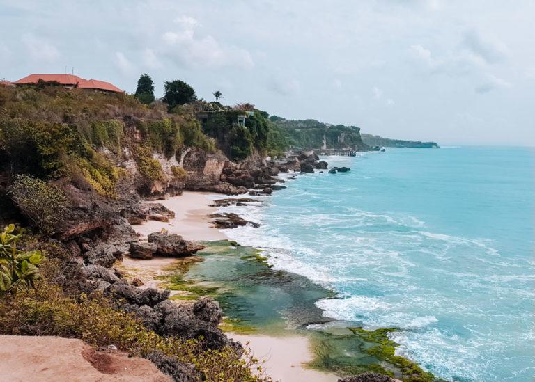 Bingin Beach, Uluwatu Halbinsel, Bali