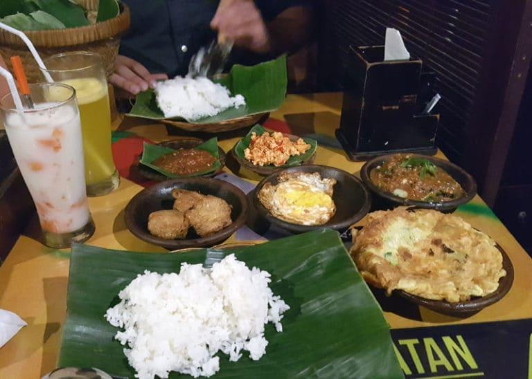 Java Food Yogyakarta