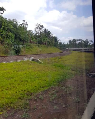 Java Zugfahrt Reiseblog