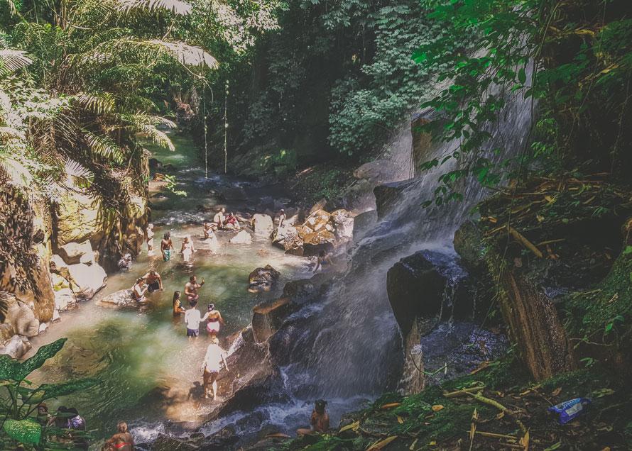 Wasserfälle auf Bali: 11 Highlights in Ubud
