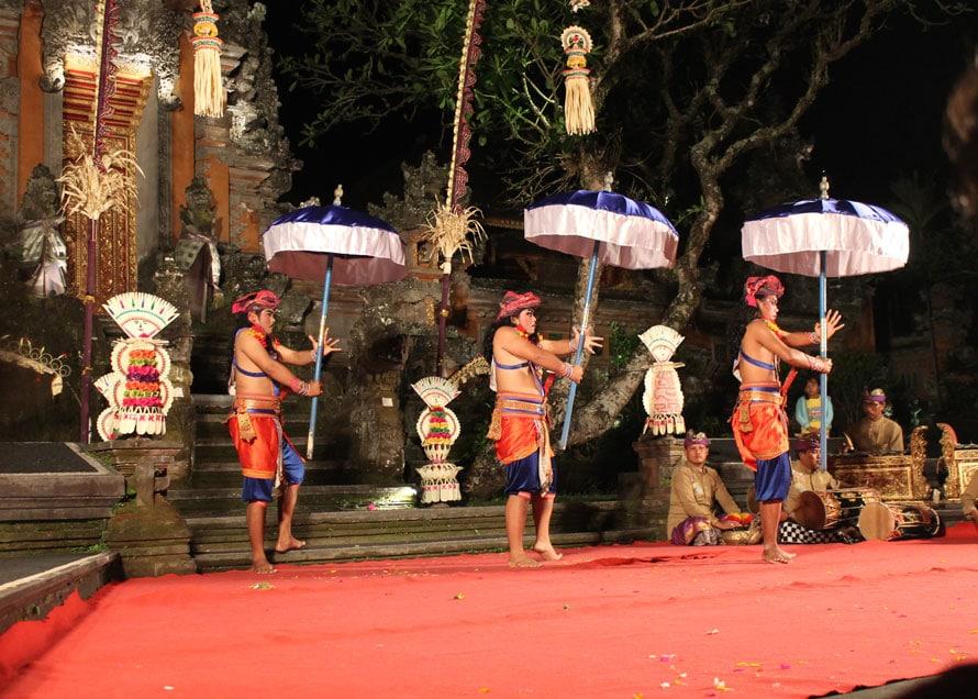 Kulturshow Ubud Bali