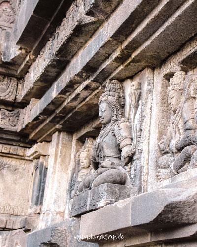 Prambanan Tempel in Yogyakarta, Java
