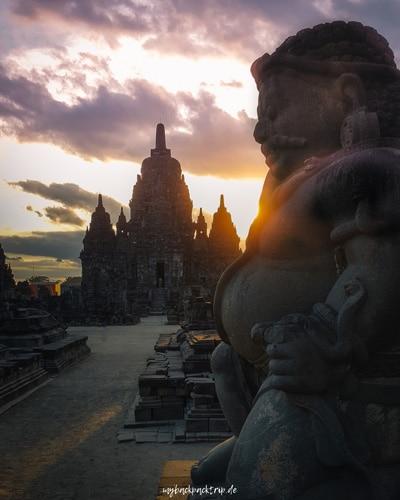 Prambanan Tempel Yogyakrta Java