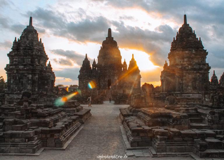 Prambanan Temple Yogyakarta Java