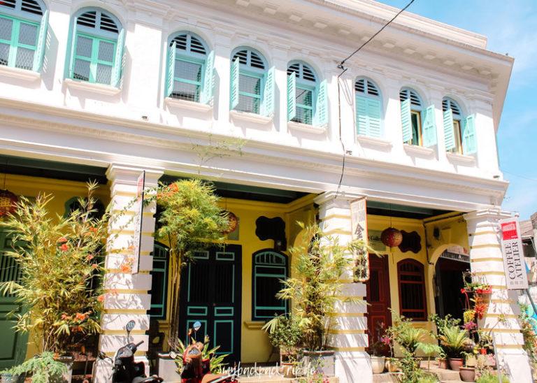 George Town Penang Reistipps Reiseblog
