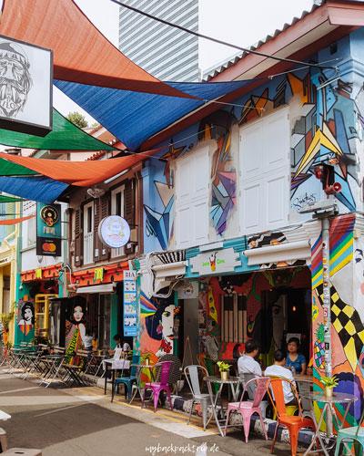 Kampong Glam Singapur: Reisetipps, Sehenswürdigkeiten