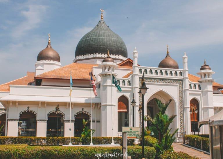 Kapitan Keling Moschee George Town Penang