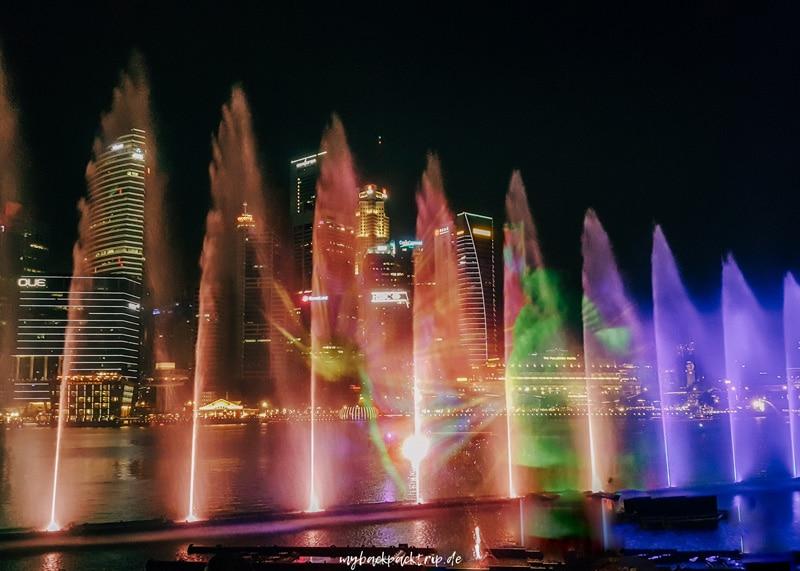 Marina Bay Sands Singapur Reisetipps Highlights