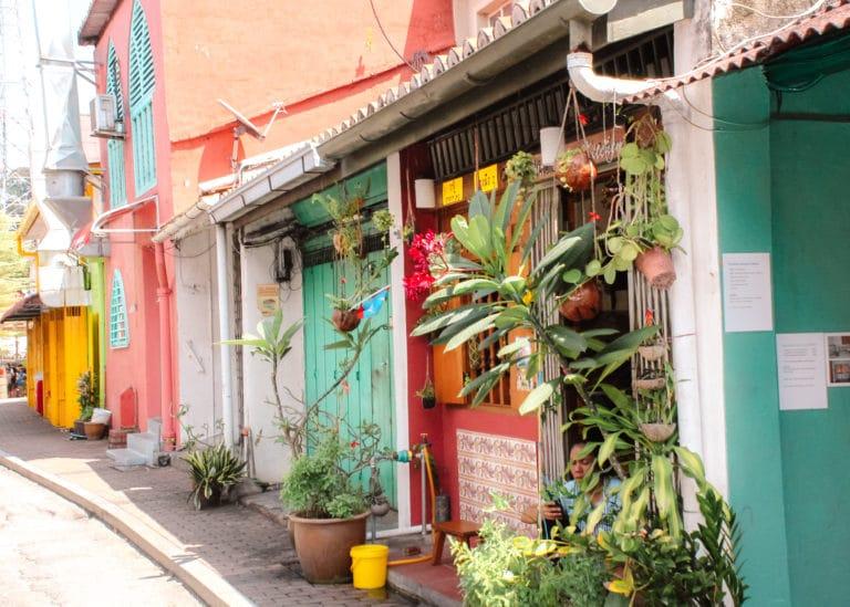 Melaka Streets Reisetipps Highlights