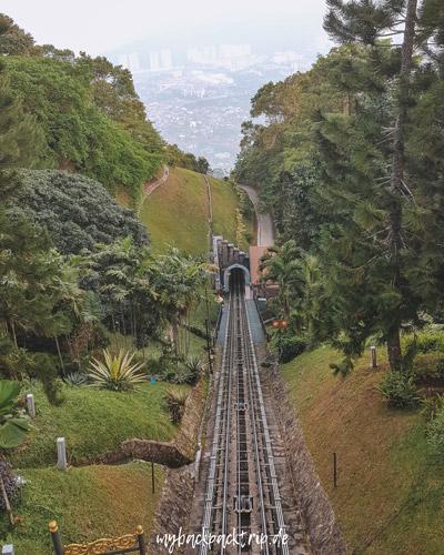 Penang Hill Penang George Town Reisetipps