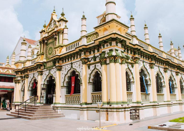 Sultan Mosque Singapur: Reisetipps und Highlights