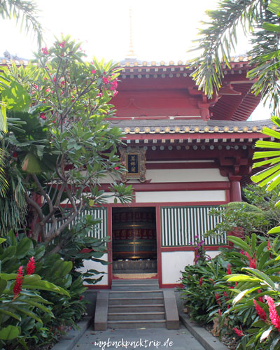Tempel Chinatown Singapur Highlights
