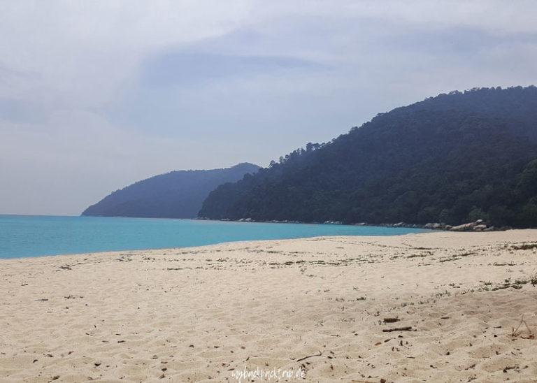 Turtle Beach Penang Nationalpark Reisetipps