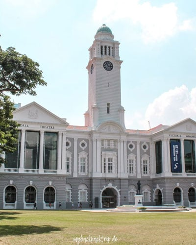 Victoria Hall Singapur: Reisetipps & Highlights