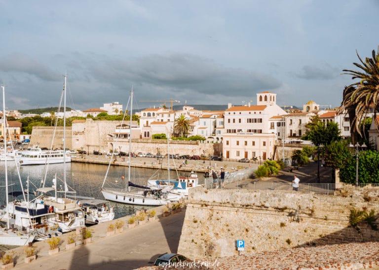Alghero Reisetipps Sardinien 1