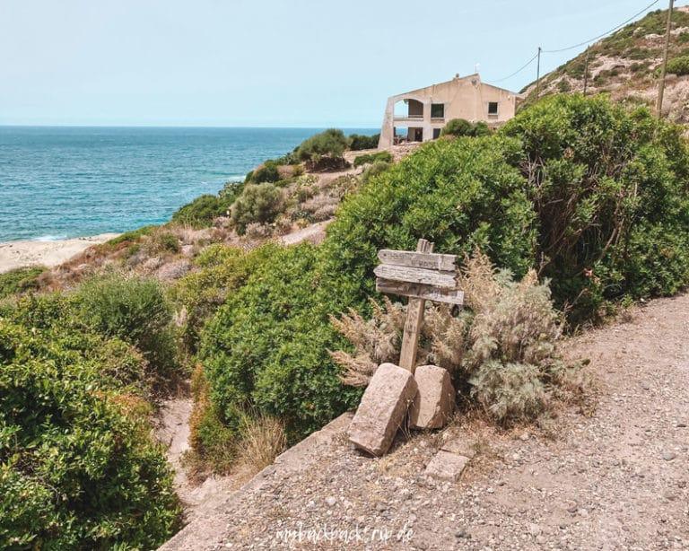 Cane Malu Sardinien Urlaub 2