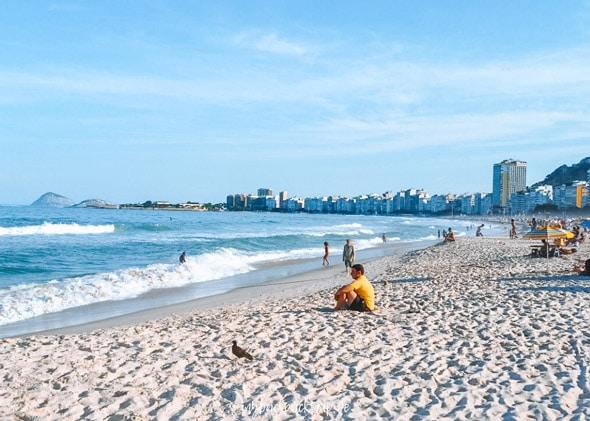 Copacabana Rio de Janeiro Reiseblog Reisetipps 1