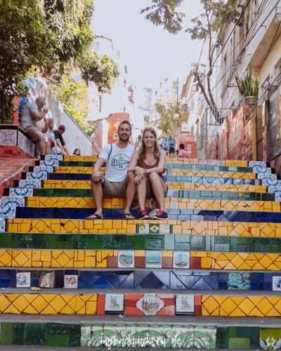 Escadria Selaron Rio de Janeiro