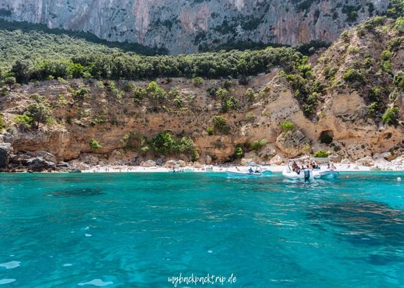 Golf von Orosei Sardinien Reisetipp