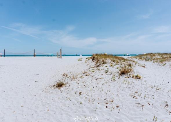 Graniro Beach Sardinien Rundreise