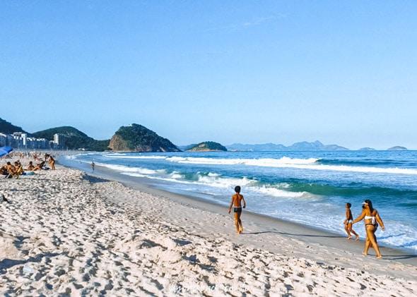 Ipanema Rio de Janeiro Reiseblog 1
