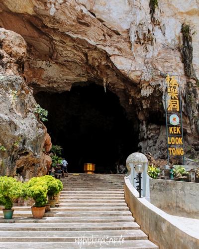 Kek Look Tong Tempel Ipoh Malaysia 2