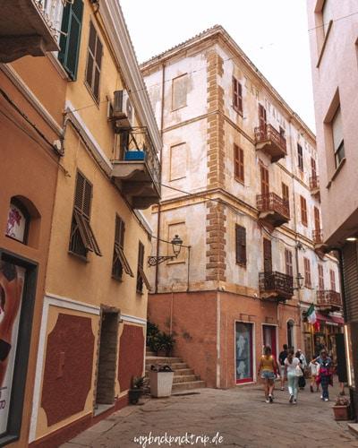 La Maddalena Reise Sardinien