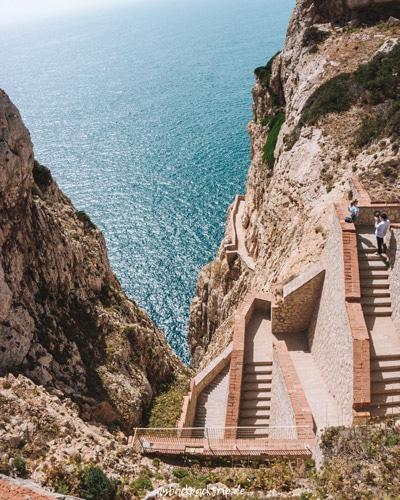 Neptun Grotten Alghero Sardinien 1