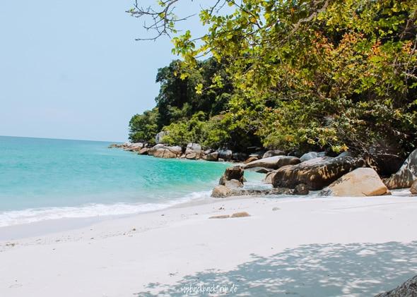 Pulau Pangkor Malaysia Reiseblog