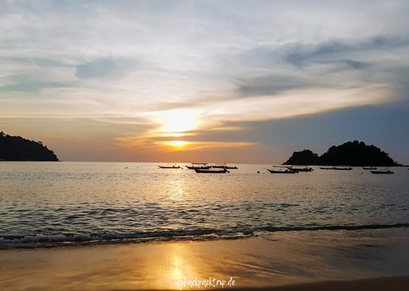 Pulau Pangkor Malaysia Rundreise